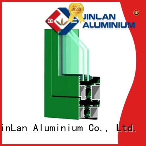 Custom hot selling aluminium sliding doors sliding JinLan
