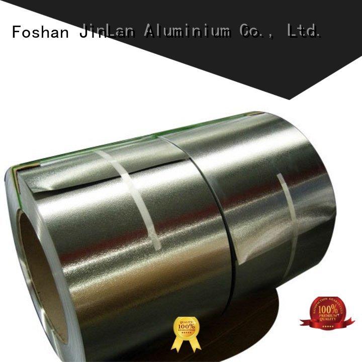 hot selling sheets aluminium doors roll professional JinLan Brand