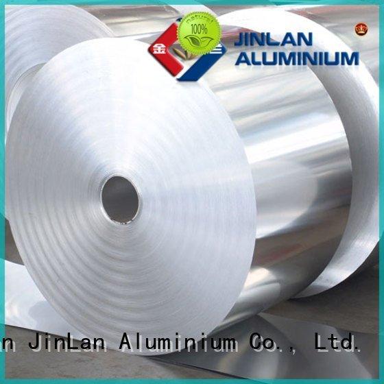 Quality aluminium coil JinLan Brand material aluminum sheet thickness