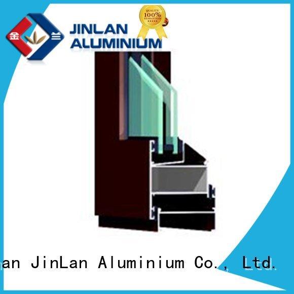 Wholesale profile aluminium section JinLan Brand