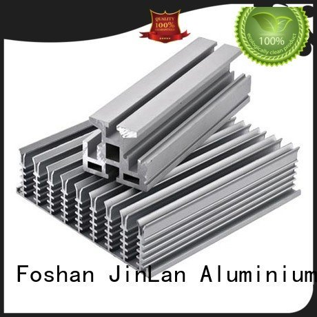 profile JinLan aluminium extrusion manufacturers in china