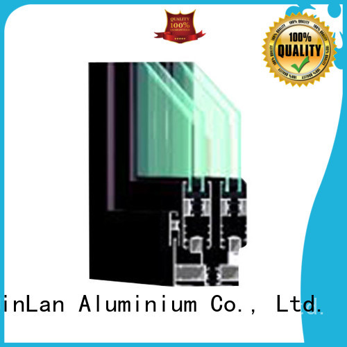 section extrusion aluminium extrusion sections JinLan Brand