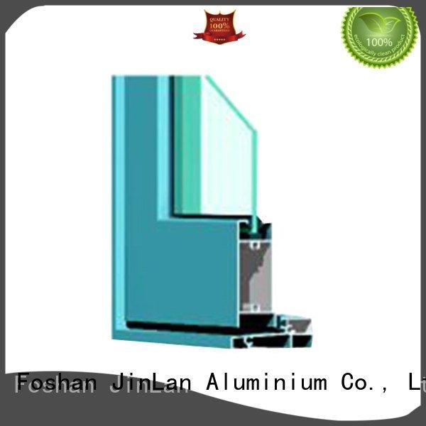 aluminum sill aluminium extrusion sections profiles JinLan