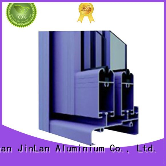 JinLan sand frame profiles aluminium section profile