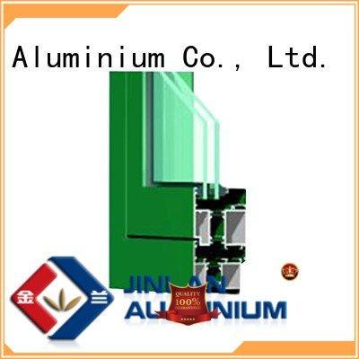aluminium extrusion aluminium section JinLan