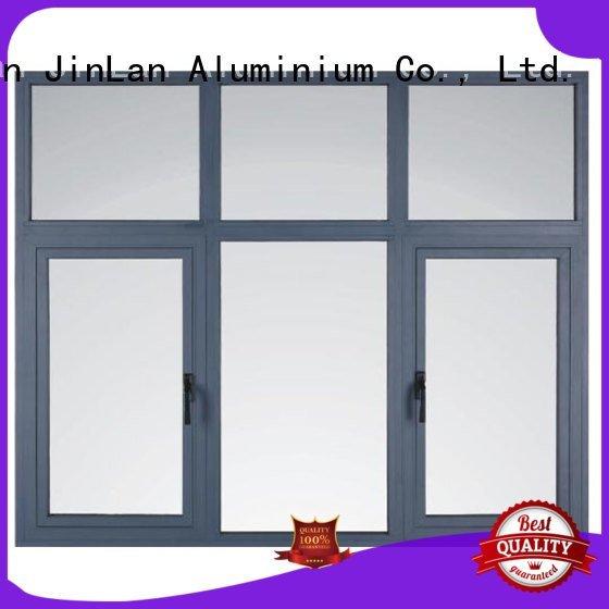 windows aluminium aluminium windows JinLan Brand