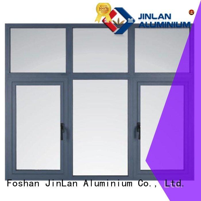 aluminium window frames windows JinLan Brand aluminium windows