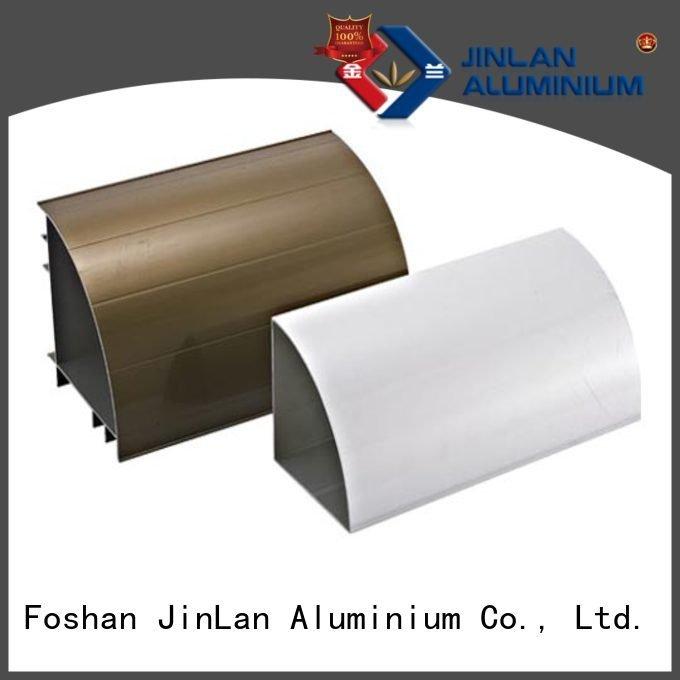 aluminum rectangular tubing aluminium aluminium extrusion manufacturers in china systems JinLan