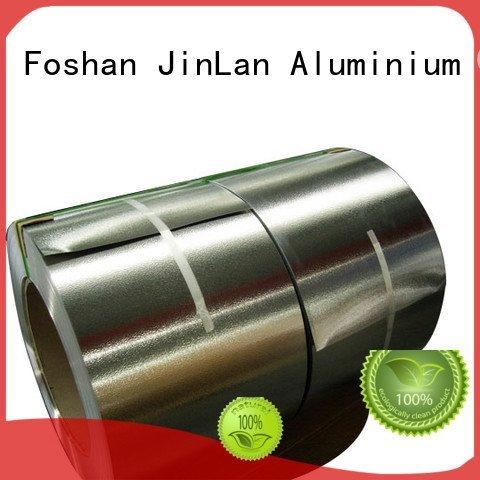 JinLan roll aluminum sheet thickness sheeting sheet