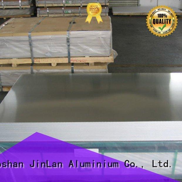 aluminium sheeting aluminum JinLan aluminum sheet thickness