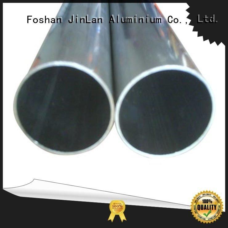 Hot aluminium extrusion manufacturers in china extrusion JinLan Brand