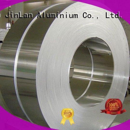 JinLan aluminium coil roll sheets sheet aluminum