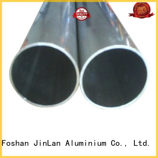 Custom aluminium extrusion manufacturers in china systems stand pipe JinLan