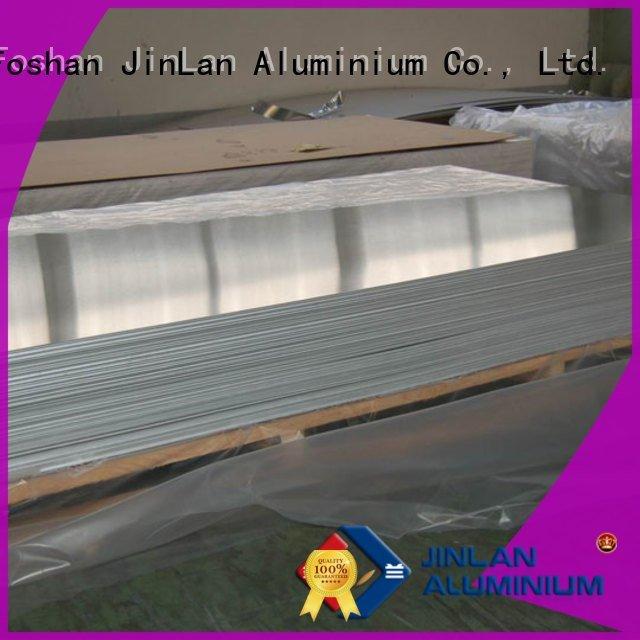 cold sheet aluminum sheet thickness JinLan