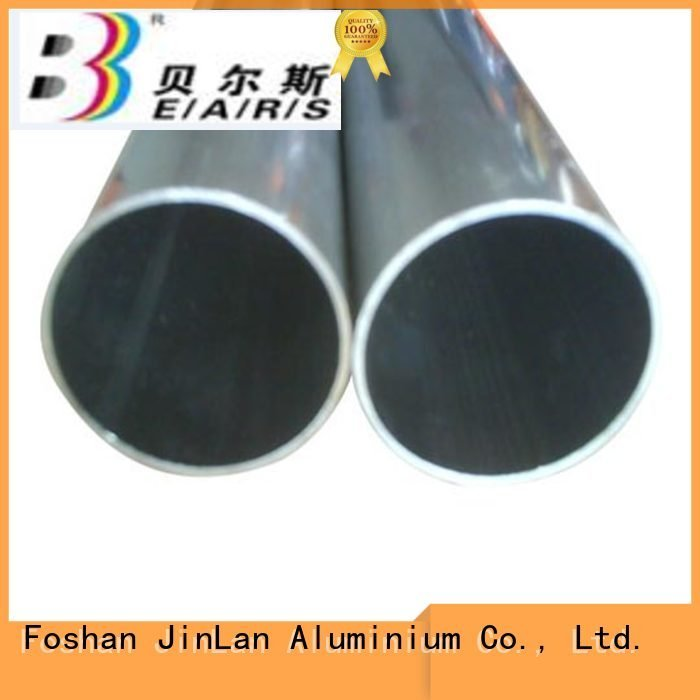 JinLan Brand profile pipe extrusion aluminium extrusion manufacturers in china