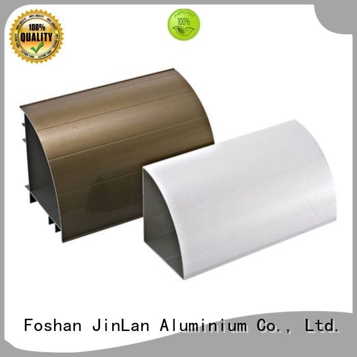 profile solar aluminium extrusion manufacturers in china JinLan