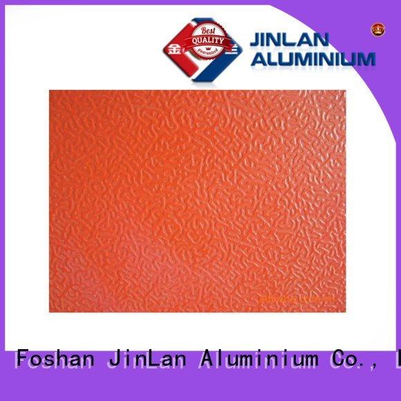 sheeting aluminum sheet thickness JinLan aluminium coil