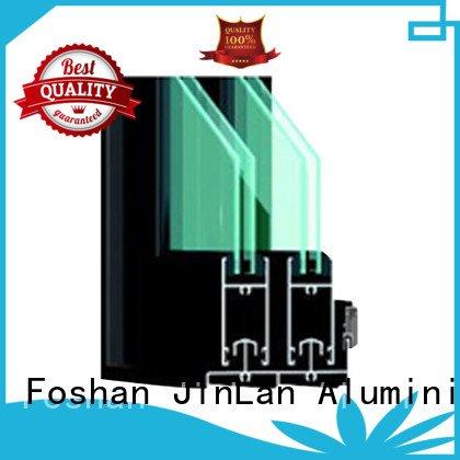 profiles blasting customized aluminium section JinLan