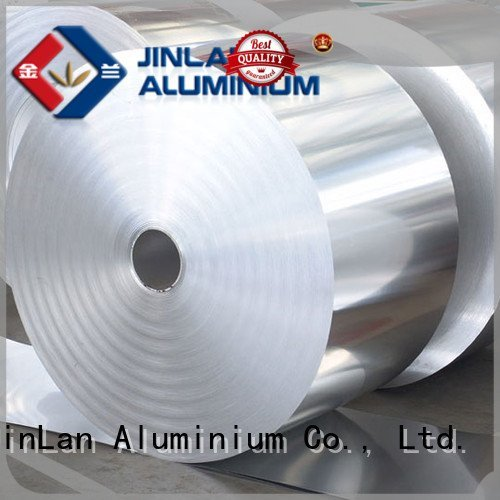 JinLan prepainted sheeting aluminum sheet thickness material aluminum
