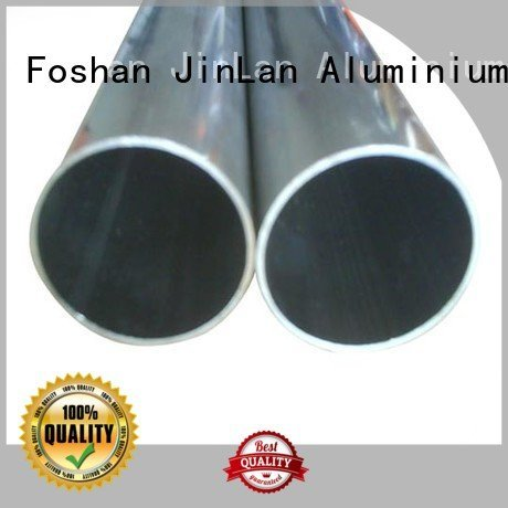 extrusion systems profile aluminum rectangular tubing JinLan