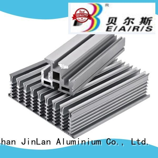 JinLan Brand stand profile systems aluminium extrusion manufacturers in china