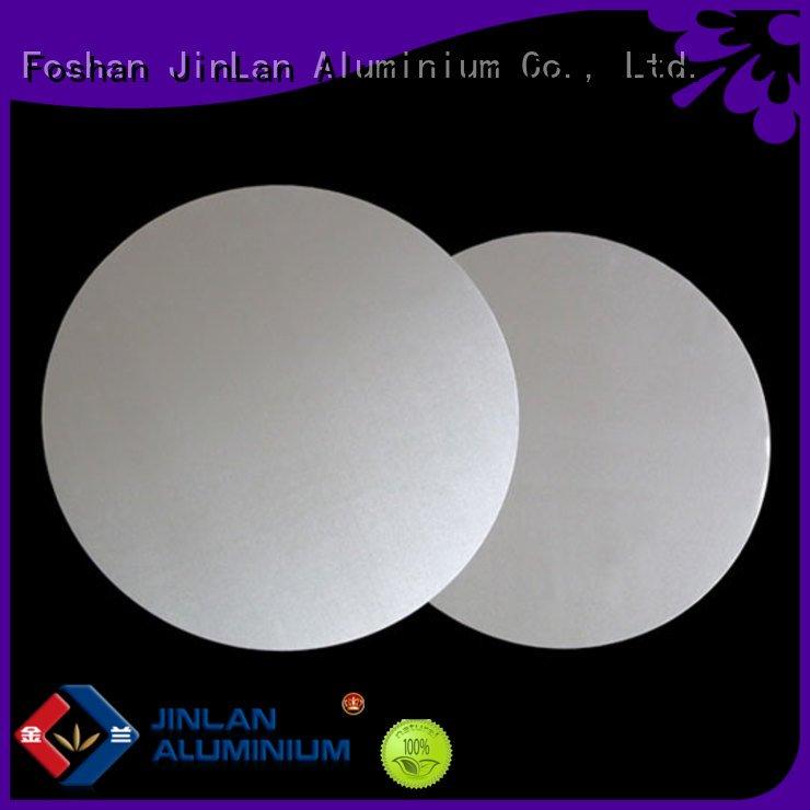 cold aluminium aluminium circle circle JinLan