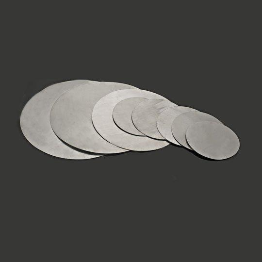 JinLan Aluminum Circles Hot Rolled Aluminium Circle image1
