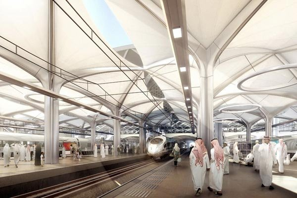 Haramain High-speed Railway Construction Project