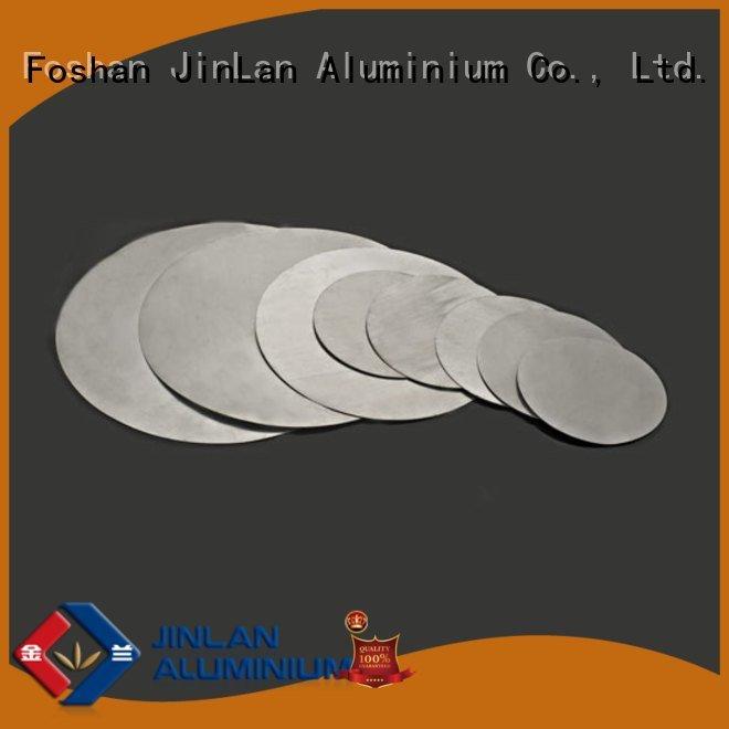 Quality aluminum circle JinLan Brand aluminium aluminium circle