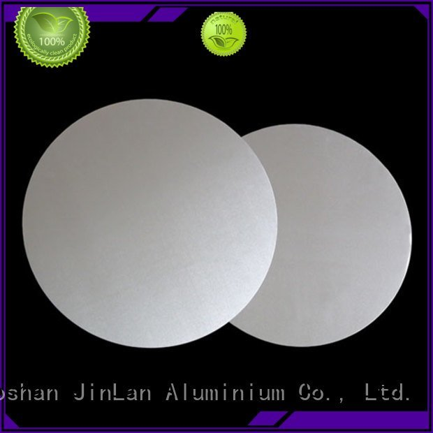 Wholesale rolled cold aluminium circle JinLan Brand