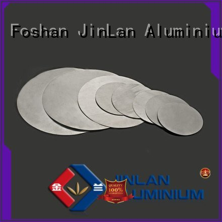 JinLan circle cold aluminium circle aluminium rolled