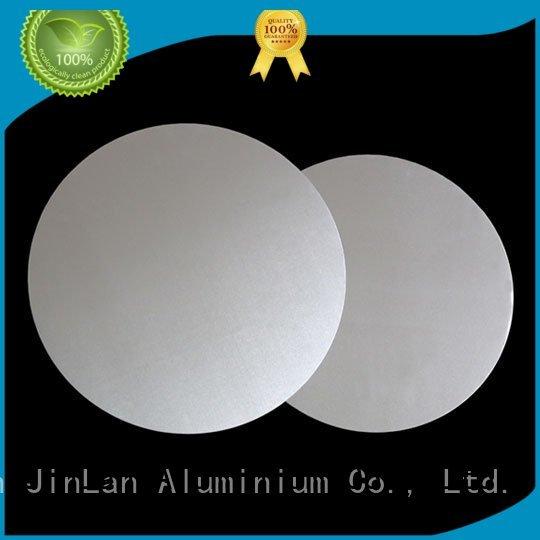 top selling rolled aluminium doors JinLan Brand