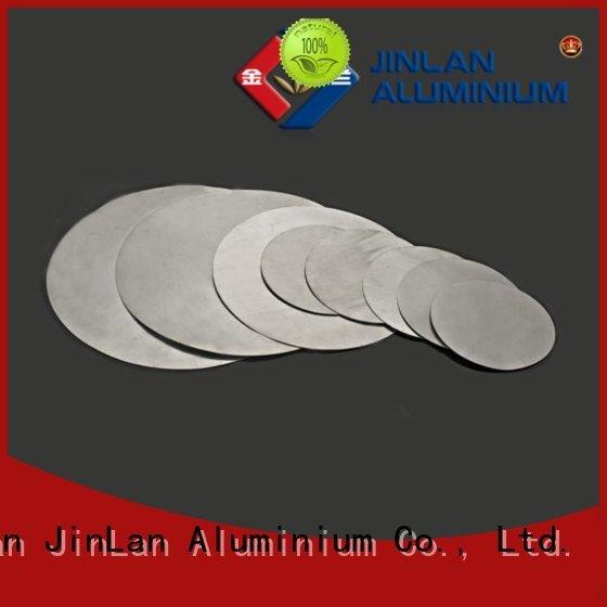 aluminum circles rolled aluminium circle JinLan
