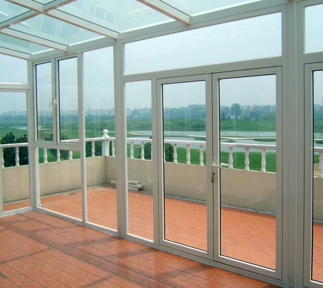 High Quality Aluminium Sliding Windows