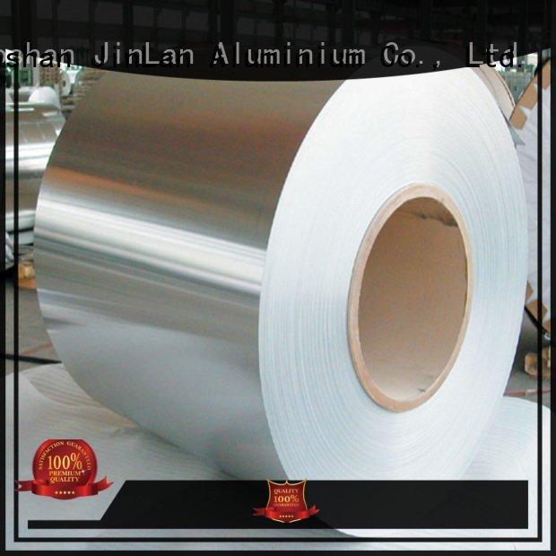 material coil JinLan aluminum sheet thickness