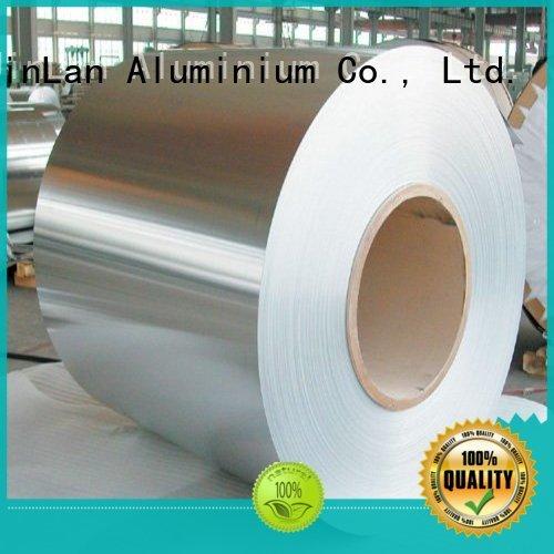 Custom coil popular aluminium sliding doors JinLan top selling