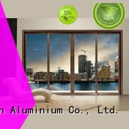 JinLan Brand frame casement custom aluminium window frames