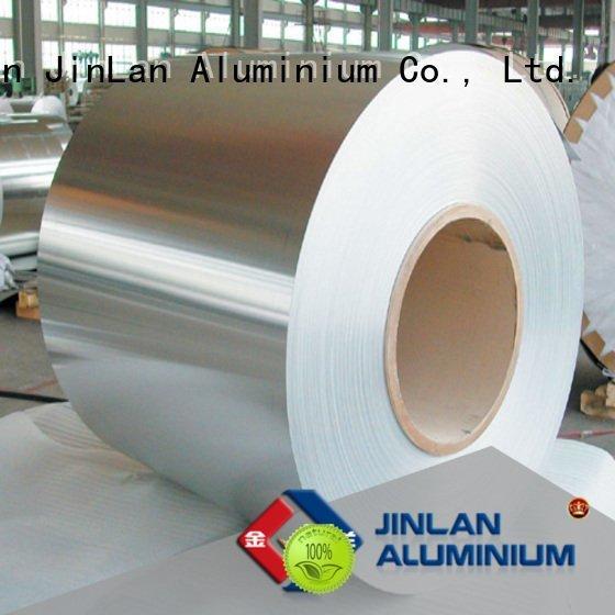 aluminium aluminum sheet thickness JinLan aluminium coil