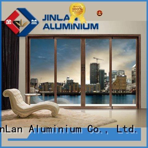 aluminium doors window aluminium window frames JinLan