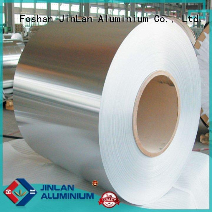 sheeting coils prepainted JinLan aluminium coil
