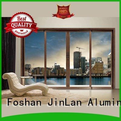 aluminium sliding aluminium window frames JinLan