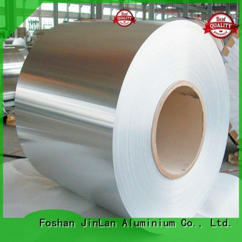 aluminium coil aluminum sheets JinLan Brand