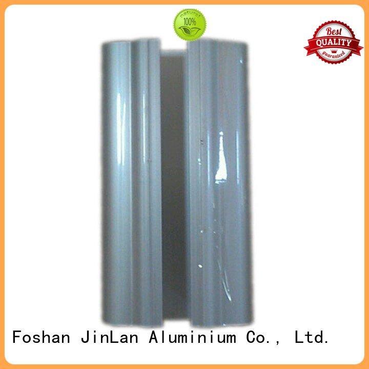 Custom aluminium extrusion manufacturers in china profile solar stand JinLan