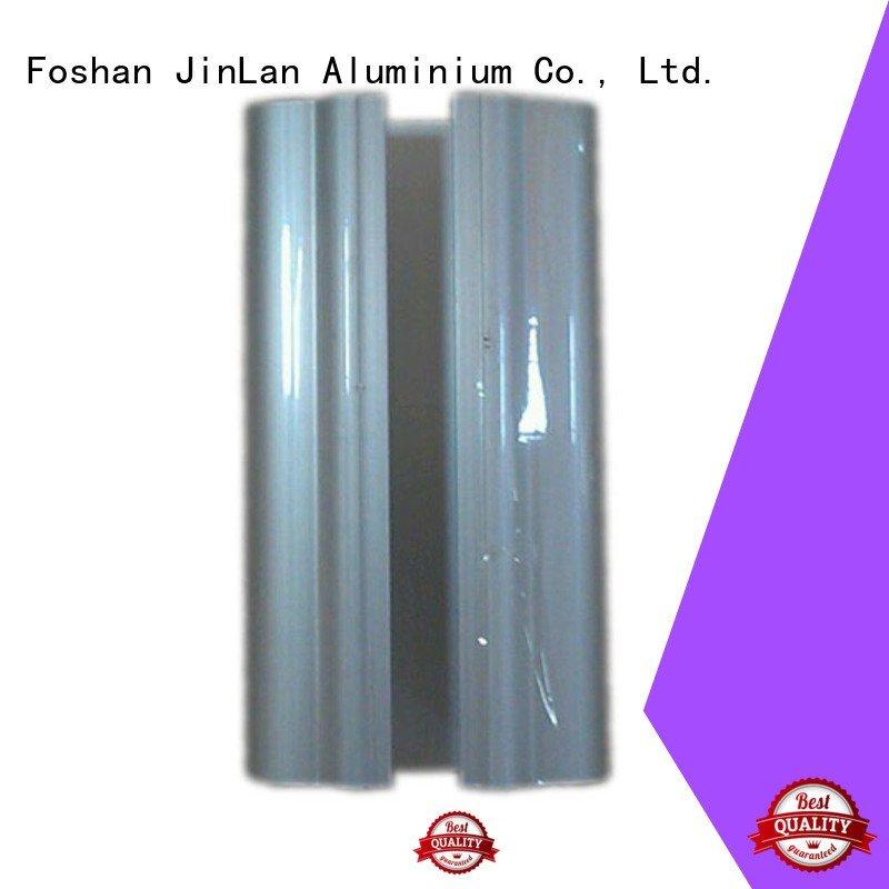 solar stand aluminium extrusion JinLan aluminium extrusion manufacturers in china