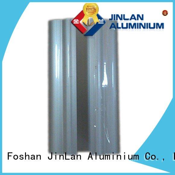 pipe aluminium systems extrusion JinLan aluminium extrusion manufacturers in china
