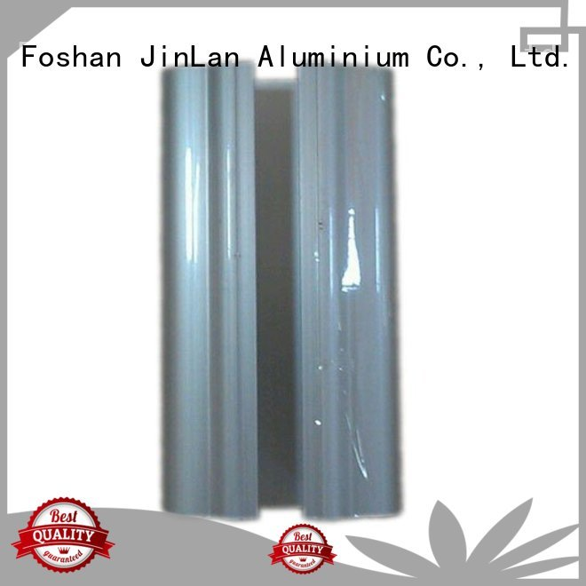 trendy popular aluminium doors stand JinLan company