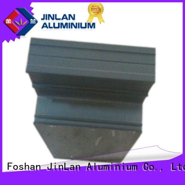 Wholesale solar aluminium extrusion manufacturers in china JinLan Brand