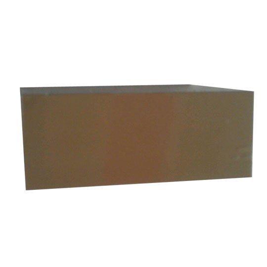 aluminium extrusion rectangle profile