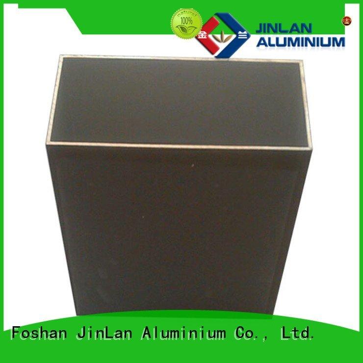 aluminium aluminium extrusion manufacturers in chinaJinLan Brand
