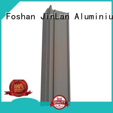 systems profile aluminum rectangular tubing JinLan